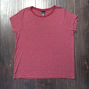 Rue 21 Striped Tee